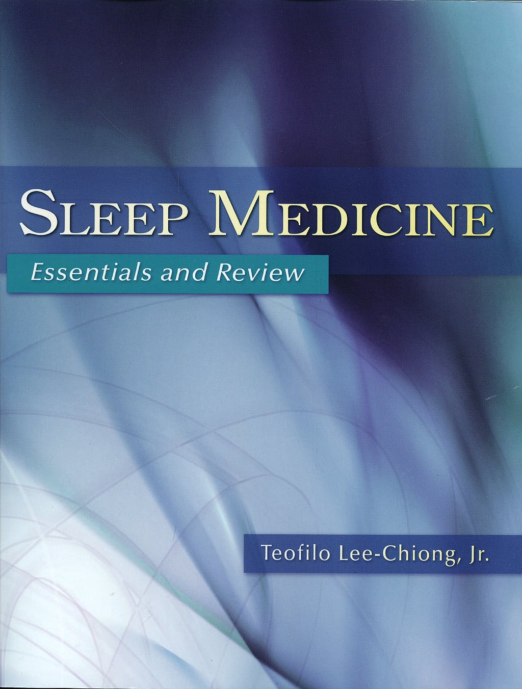 Portada del libro 9780195306590 Sleep Medicine, Essentials and Review