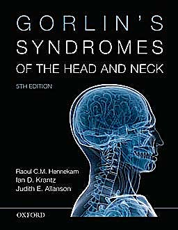 Portada del libro 9780195307900 Gorlin's Syndromes of the Head and Neck