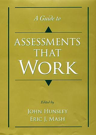Portada del libro 9780195310641 A Guide to Assessments That Work