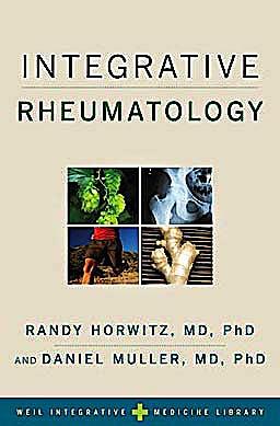 Portada del libro 9780195311211 Integrative Rheumatology