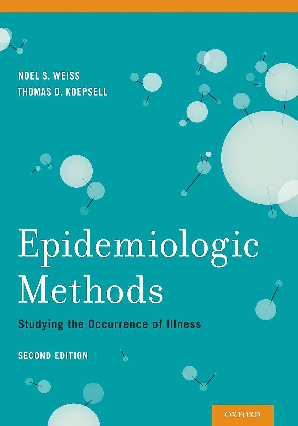 Portada del libro 9780195314465 Epidemiologic Methods. Studying the Occurrence of Illness