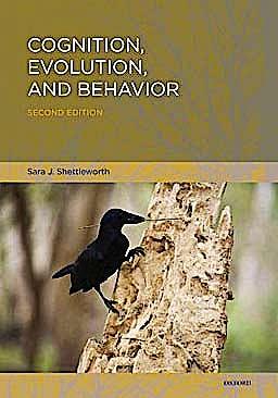 Portada del libro 9780195319842 Cognition, Evolution, and Behavior