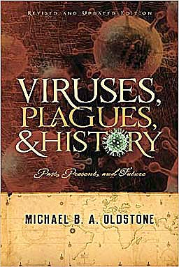 Portada del libro 9780195327311 Viruses, Plagues, and History. Past, Present and Future