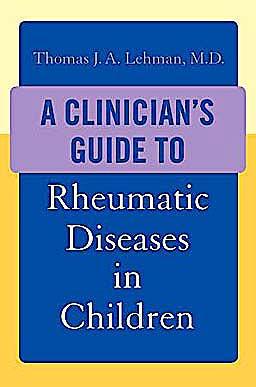 Portada del libro 9780195341904 A Clinician's Guide to Rheumatic Diseases in Children