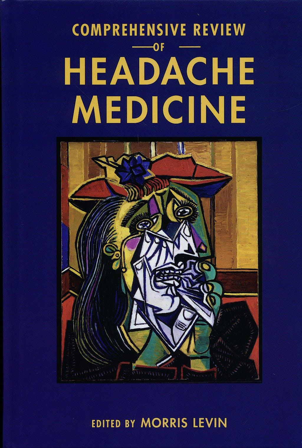 Portada del libro 9780195366730 Comprehensive Review of Headache Medicine