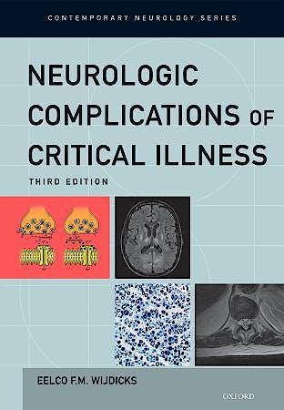 Portada del libro 9780195371093 Neurologic Complications of Critical Illness