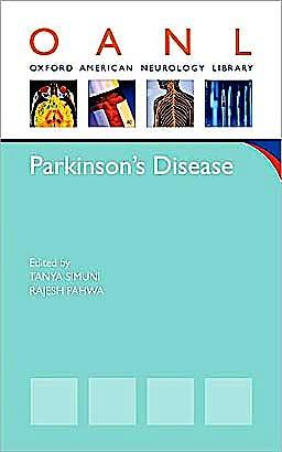 Portada del libro 9780195371727 Parkinson's Disease (Oxford American Neurology Library)