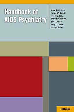 Portada del libro 9780195372571 Handbook of Aids Psychiatry