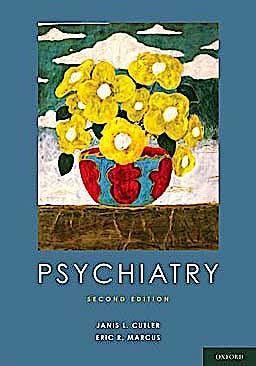 Portada del libro 9780195372748 Psychiatry