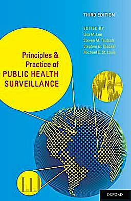 Portada del libro 9780195372922 Principles and Practice of Public Health Surveillance