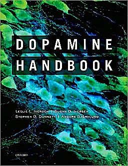 Portada del libro 9780195373035 Dopamine Handbook