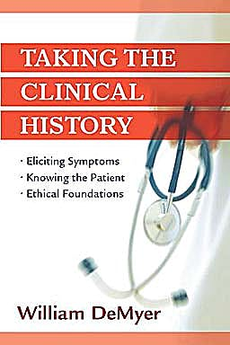 Portada del libro 9780195373776 Taking the Clinical History
