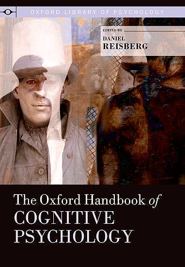 Portada del libro 9780195376746 The Oxford Handbook of Cognitive Psychology (Oxford Library of Psychology)