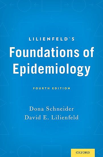 Portada del libro 9780195377675 Lilienfeld's Foundations of Epidemiology