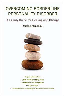 Portada del libro 9780195379587 Overcoming Borderline Personality Disorder. a Family Guide for Healing and Change