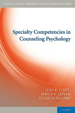 Portada del libro 9780195386448 Specialty Competencies in Counseling Psychology