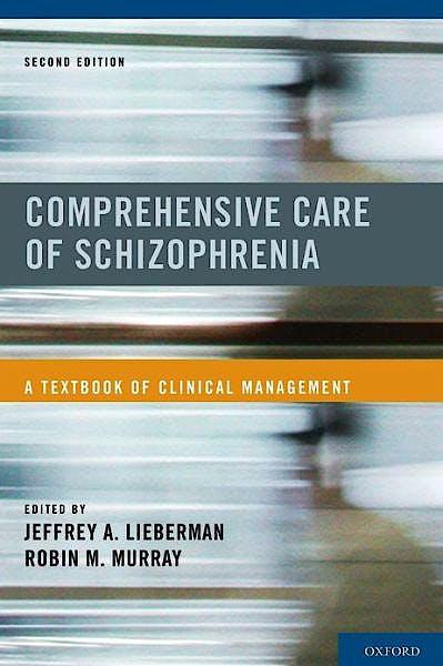 Portada del libro 9780195388015 Comprehensive Care of Schizophrenia