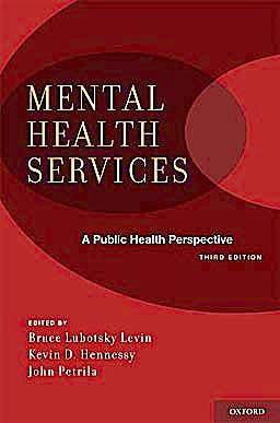 Portada del libro 9780195388572 Mental Health Services: A Public Health Perspective