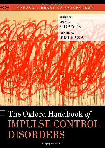Portada del libro 9780195389715 The Oxford Handbook of Impulse Control Disorders