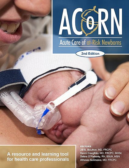 Portada del libro 9780197525227 Acute Care of at-Risk Newborns. A Resource and Learning Tool for Health Care Professionals