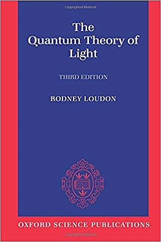 Portada del libro 9780198501763 The Quantum Theory of Light
