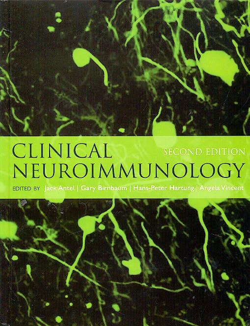 Portada del libro 9780198510680 Clinical Neuroimmunology