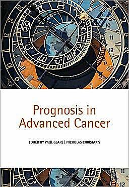 Portada del libro 9780198530220 Prognosis in Advanced Cancer