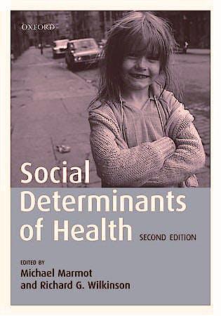 Portada del libro 9780198565895 Social Determinants of Health