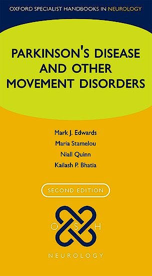 Portada del libro 9780198705062 Parkinson's Disease and Other Movement Disorders (Oxford Specialist Handbooks in Neurology)