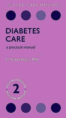 Portada del libro 9780198705635 Diabetes Care. a Practical Manual