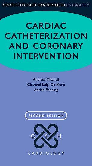 Portada del libro 9780198705642 Cardiac Catheterization and Coronary Intervention