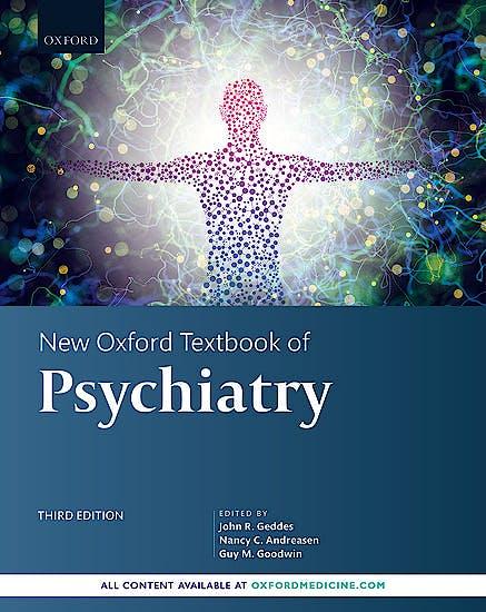Portada del libro 9780198713005 New Oxford Textbook of Psychiatry