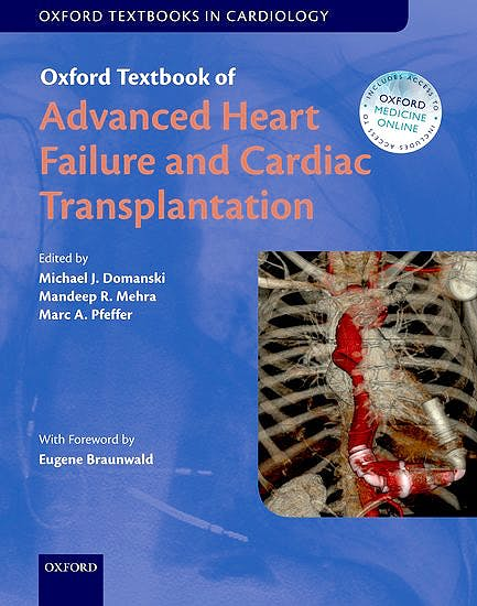Portada del libro 9780198734871 Oxford Textbook Of Advanced Heart Failure And Cardiac Transplantation