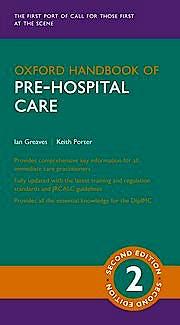 Portada del libro 9780198734949 Oxford Handbook of Pre-hospital Care