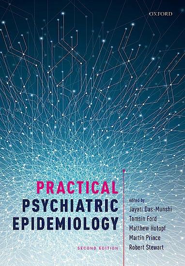 Portada del libro 9780198735564 Practical Psychiatric Epidemiology