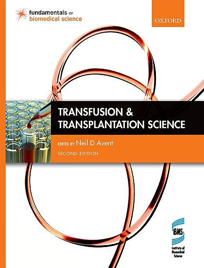 Portada del libro 9780198735731 Transfusion and Transplantation Science