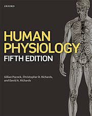 Portada del libro 9780198737223 Human Physiology