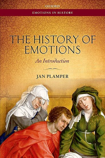 Portada del libro 9780198744641 The History of Emotions. An Introduction