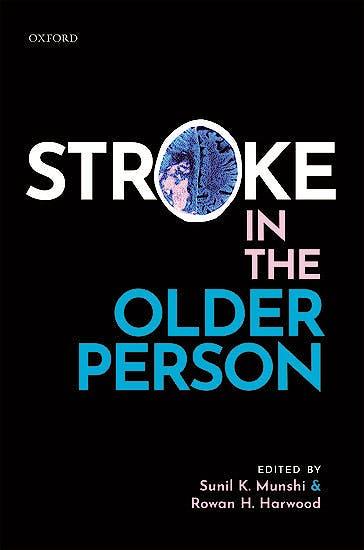 Portada del libro 9780198747499 Stroke in the Older Person