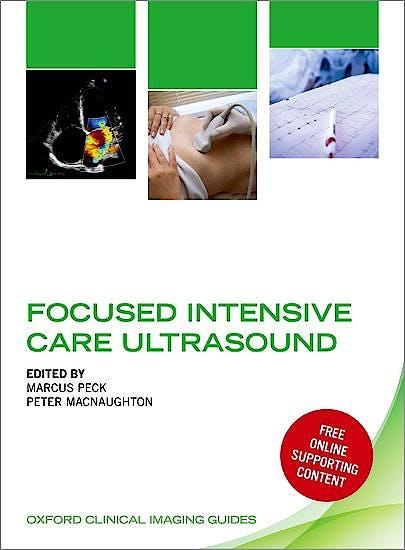 Portada del libro 9780198749080 Focused Intensive Care Ultrasound