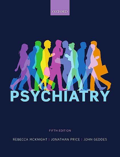 Portada del libro 9780198754008 Psychiatry