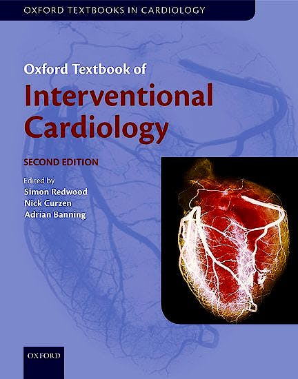 Portada del libro 9780198754152 Oxford Textbook of Interventional Cardiology