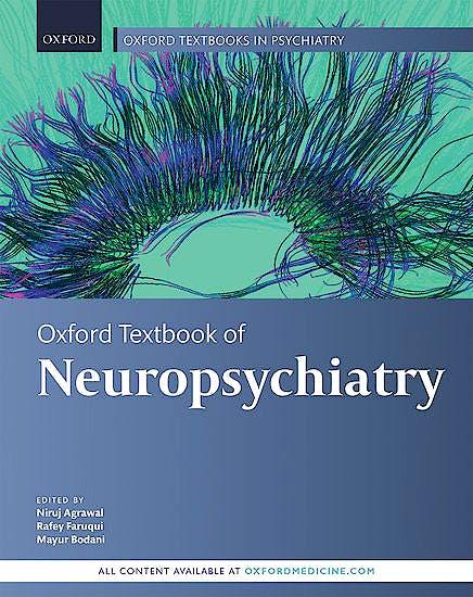 Portada del libro 9780198757139 Oxford Textbook of Neuropsychiatry