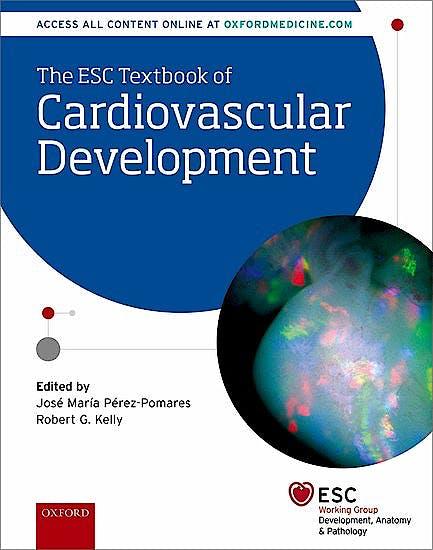 Portada del libro 9780198757269 The ESC Textbook of Cardiovascular Development