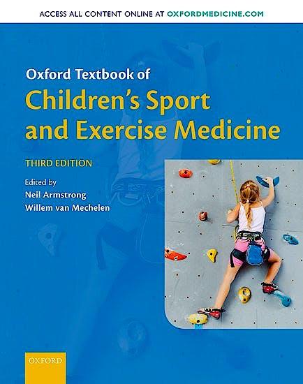 Portada del libro 9780198757672 Oxford Textbook of Children's Sport and Exercise Medicine