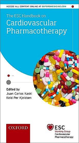 Portada del libro 9780198759935 The ESC Handbook on Cardiovascular Pharmacotherapy