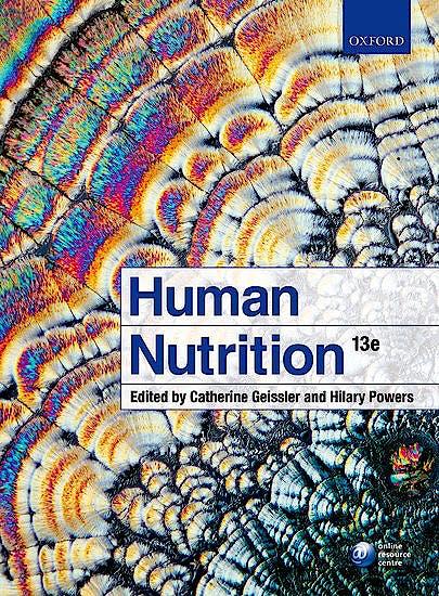 Portada del libro 9780198768029 Human Nutrition