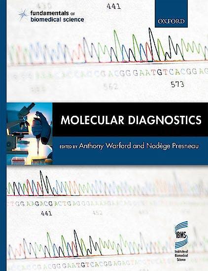 Portada del libro 9780198777069 Molecular Diagnostics