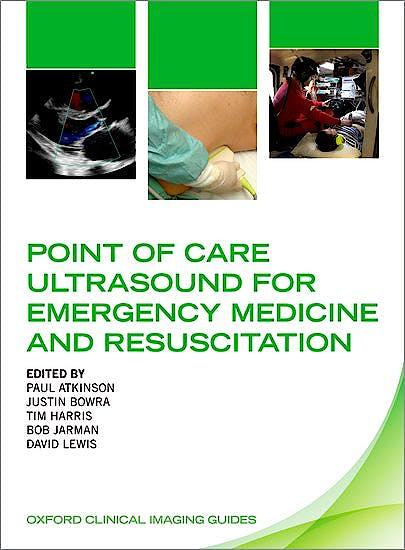 Portada del libro 9780198777540 Point of Care Ultrasound for Emergency Medicine and Resuscitation