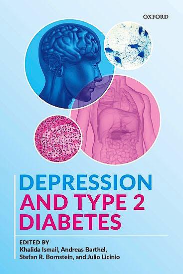 Portada del libro 9780198789284 Depression and Type 2 Diabetes